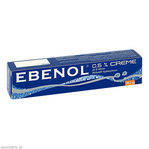 Ebenol 0.5% Creme, 30 G, Strathmann GmbH & Co. KG