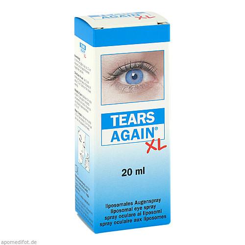 TEARS AGAIN XL liposomales Augenspray, 20 ML, Optima Pharmazeutische GmbH