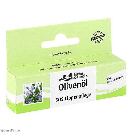 Olivenöl SOS Lippenpflege, 7 ML, Dr. Theiss Naturwaren GmbH