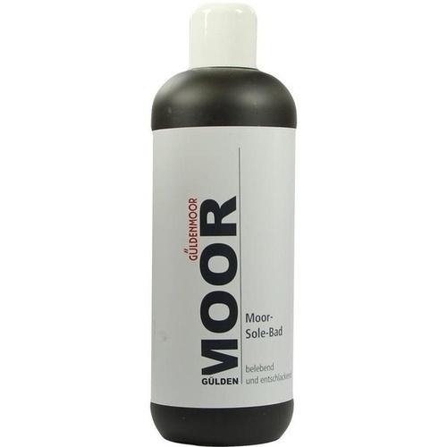 Moor-Solebad, 500 ML, Güldenmoor GmbH