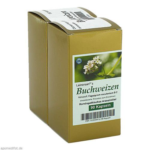 Buchweizen, 180 ST, Diamant Natuur GmbH