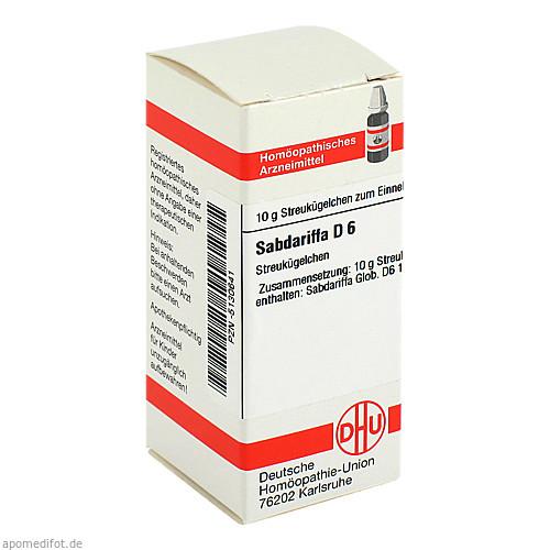 Sabdariffa D 6, 10 G, Dhu-Arzneimittel GmbH & Co. KG
