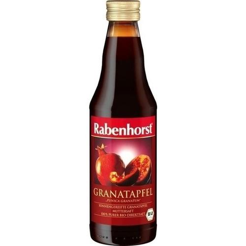 Rabenhorst Granatapfel Bio-Muttersaft, 330 ML, Haus Rabenhorst O. Lauffs GmbH & Co. KG