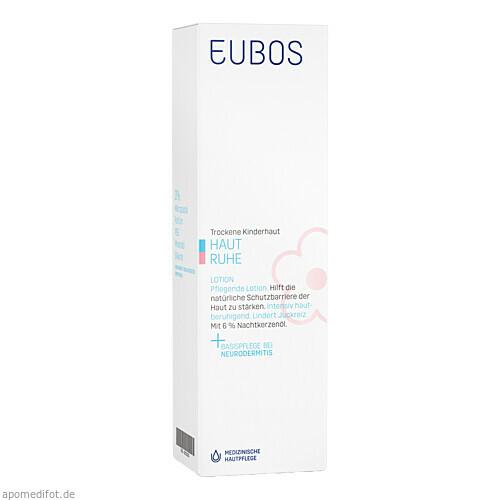 EUBOS Kinder HAUT RUHE Lotion, 125 ML, Dr.Hobein (Nachf.) GmbH