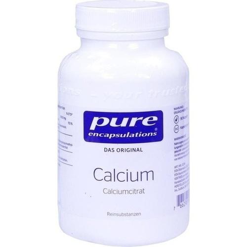 PURE ENCAPSULATIONS CALCIUM CALCIUMCITRAT, 90 ST, PRO MEDICO HANDELS GMBH