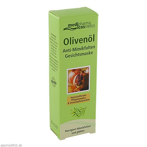 Olivenöl Anti-Mimikfalten Gesichtsmaske, 30 ML, Dr. Theiss Naturwaren GmbH