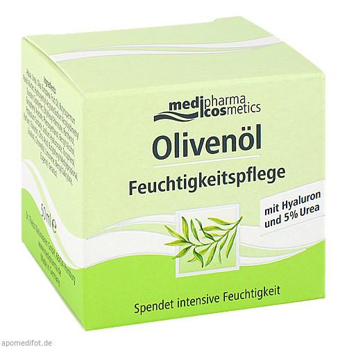 Olivenöl Feuchtigkeitspflege, 50 ML, Dr. Theiss Naturwaren GmbH