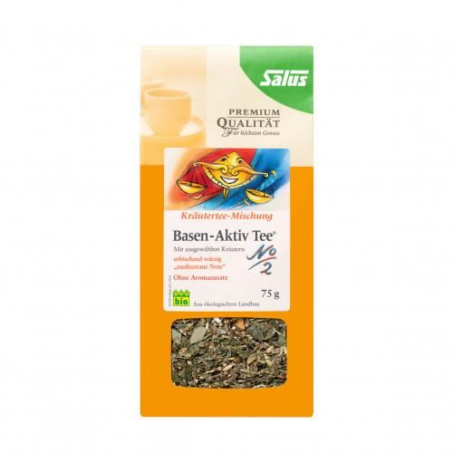 Basen-Aktiv Tee Nr. 2 Kräutertee mediterran Salus, 75 G, Salus Pharma GmbH