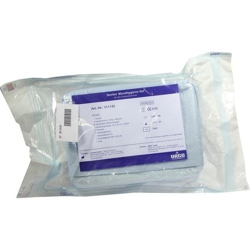Wundhygiene Set für den Verbandwechsel steril, 1 ST, Urgo GmbH