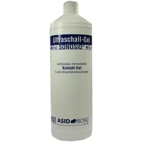 Ultraschallgel 1000 ml Flasche, 1000 ML, Asid Bonz GmbH