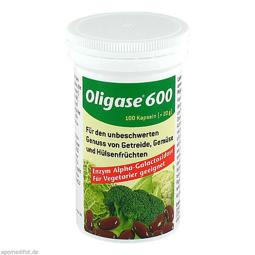 Oligase 600, 100 ST, Pro Natura Gesellschaft Für Gesunde Ernährung mbH