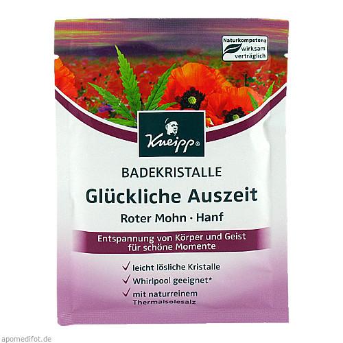 Kneipp Badekristalle Glückliche Auszeit, 60 G, Kneipp GmbH