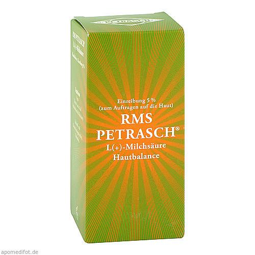 RMS PETRASCH Hautbalance Einbreibung 5%, 100 ML, Mr. Petrasch GmbH & Co. KG Pharm. Fabrik
