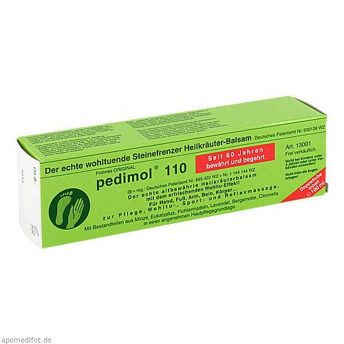 PEDIMOL Salbe, 100 ML, NOVENTI DIGITAL GmbH