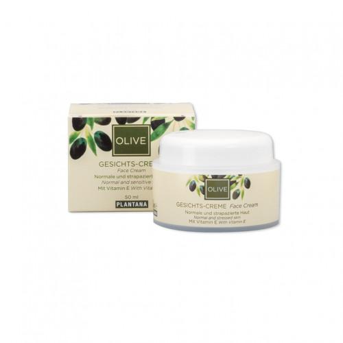 Plantana Olive-Butter Gesichts-Creme, 50 ML, Hager Pharma GmbH