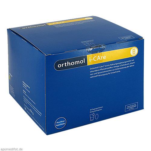 Orthomol i-Care, 30 ST, Orthomol Pharmazeutische Vertriebs GmbH