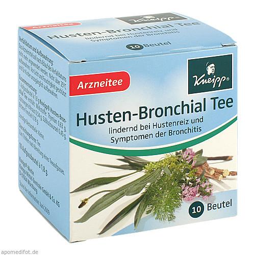 Kneipp Husten-Bronchial Tee, 10 ST, Kneipp GmbH