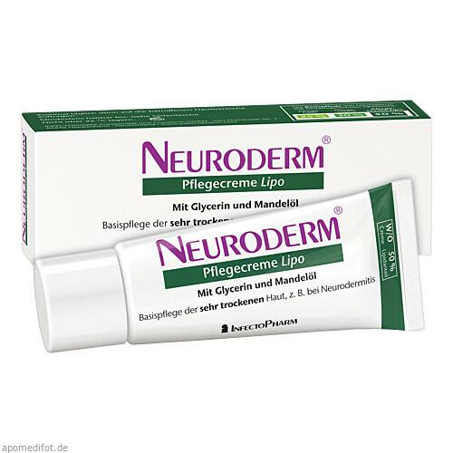 NEURODERM Pflegecreme Lipo, 100 G, Infectopharm Arzn.U.Consilium GmbH