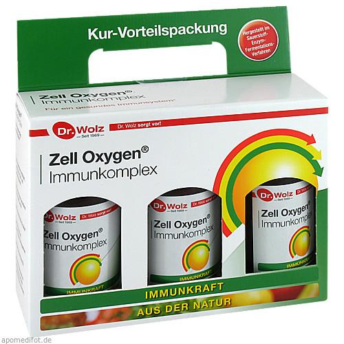 Zell Oxygen Immunkomplex Kur, 3X250 ML, Dr. Wolz Zell GmbH