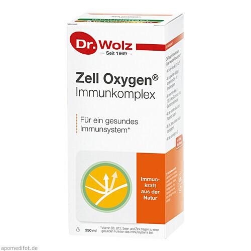 Zell Oxygen Immunkomplex, 250 ML, Dr. Wolz Zell GmbH