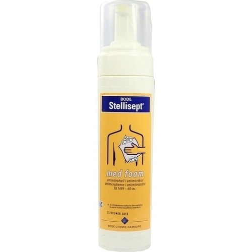 Stellisept med foam, 200 ML, Paul Hartmann AG