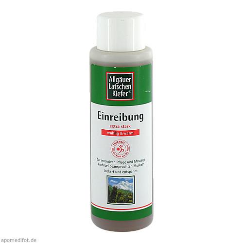 Allgäuer LK Einreibung wohlig & warm, 250 ML, Dr. Theiss Naturwaren GmbH
