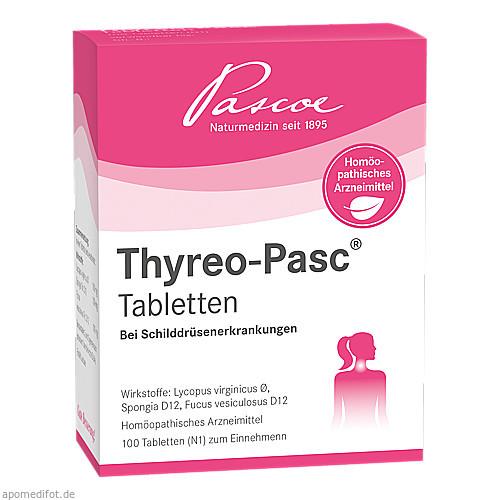 THYREO-PASC, 100 ST, Pascoe Pharmazeutische Präparate GmbH