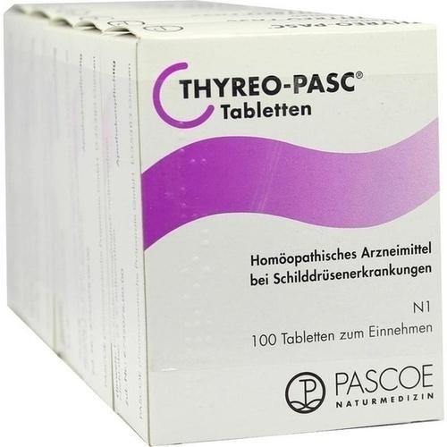 THYREO-PASC, 5X100 ST, Pascoe pharmazeutische Präparate GmbH