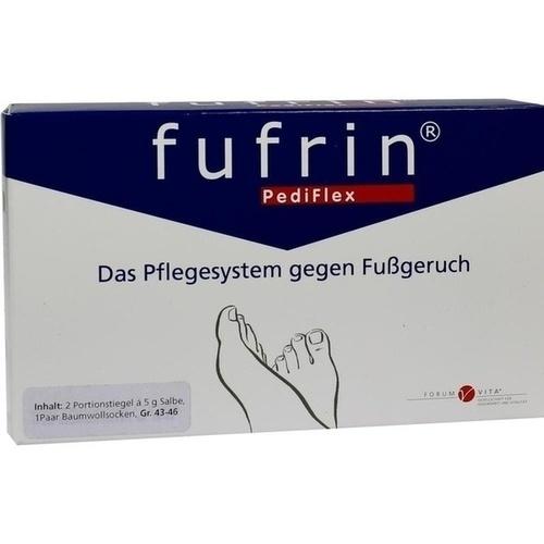 FUFRIN Fusspflege Gr.43-46, 2X5 G, Forum Vita GmbH & Co. KG