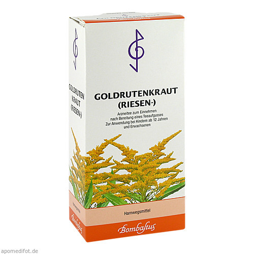 Goldrutenkraut (Riesen), 100 G, Bombastus-Werke AG