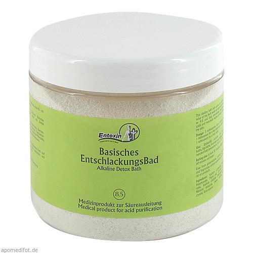 Basisches Entschlackungsbad, 900 G, Spenglersan GmbH