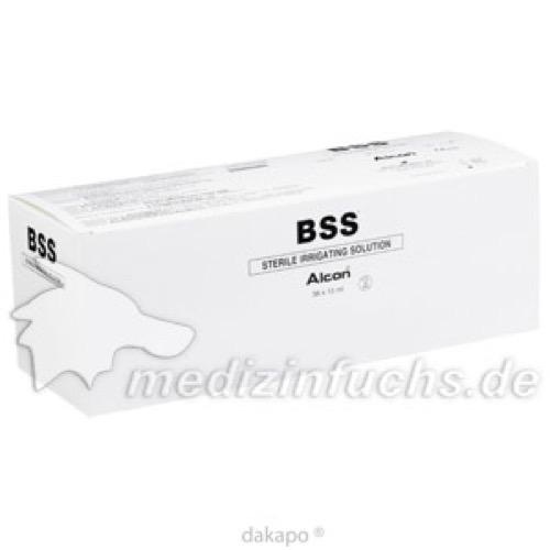 BSS STERILE SPÜLLÖSUNG 36x15ml, 36X15 ML, Alcon Pharma GmbH