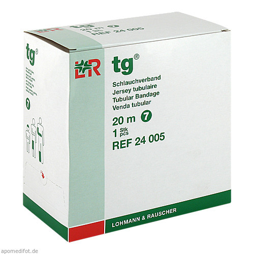TG Schlauchverb. weiss 20m Gr. 7 24005, 1 ST, 1001 Artikel Medical GmbH
