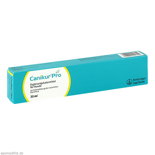 Canikur Pro vet., 30 ML, Boehringer Ingelheim Vetmedica GmbH Bereich Deutschland