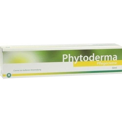 PHYTODERMA PFLEGECREME, 50 ML, Kreuz-Apotheke C.Meyer