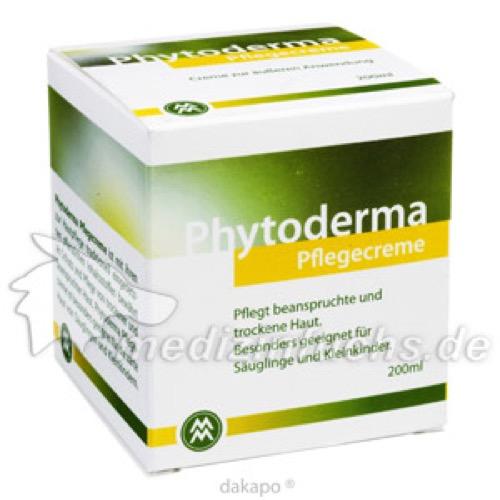 PHYTODERMA PFLEGECREME, 200 ML, Kreuz-Apotheke C.Meyer