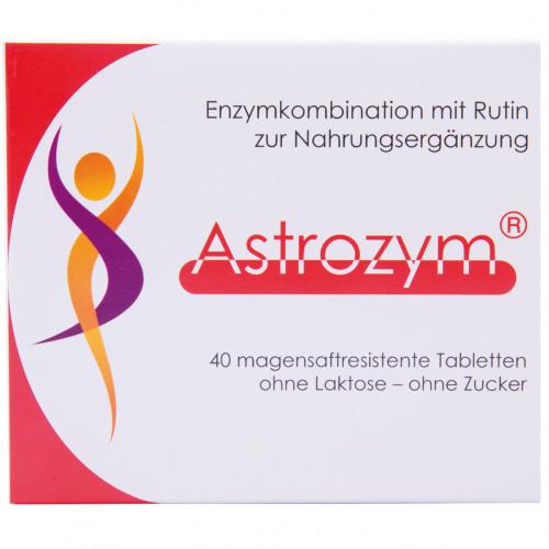 Astrozym, 40 ST, Werner Schmidt Pharma GmbH