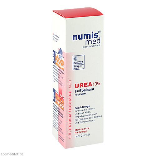 NUMIS med Fußbalsam Urea 10%, 100 ML, MANN & SCHROEDER GMBH