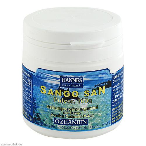 Sango Korallen, 100 G, Hannes Pharma Nutricon GmbH & Co. KG