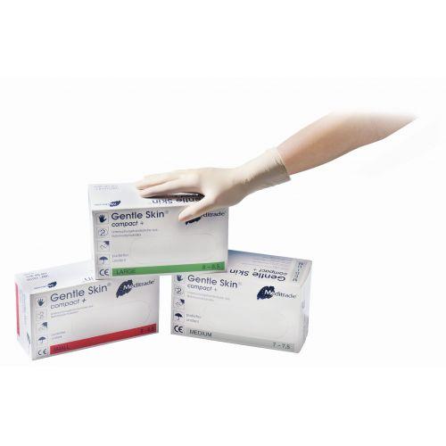 Gentle Skin compact UH unsteril Gr.M, 100 ST, Meditrade GmbH