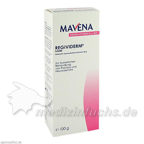 REGIVIDERM B12 Salbe, 100 G, Mavena Health Care Deutschland GmbH