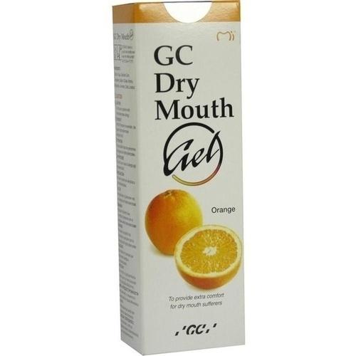 GC Dry mouth gel orange, 35 ML, Curaden Germany GmbH