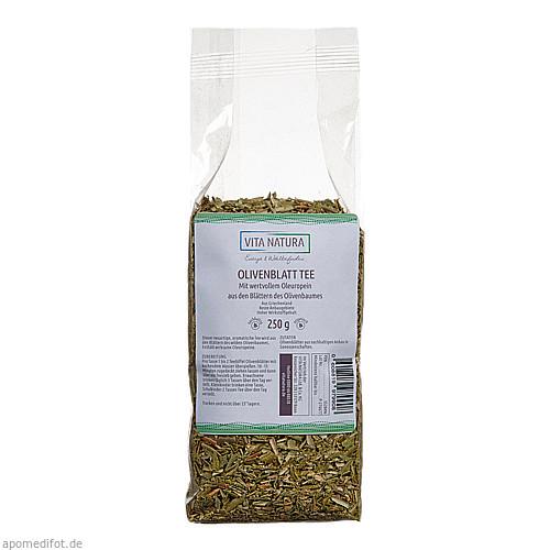 Olivenblatt Tee, 250 G, Vita Natura GmbH & Co. KG