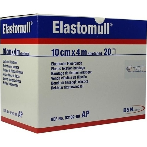 Elastomull 4mx10cm 2102 elast. Fixierb., 20 ST, Bios Medical Services GmbH
