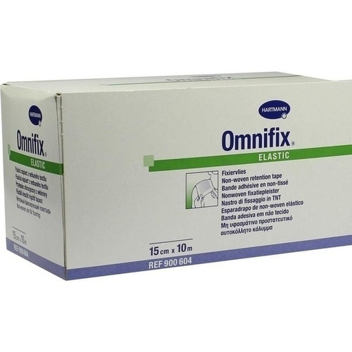 Omnifix elastic 15cmx10m Rolle, 1 ST, Bios Medical Services GmbH