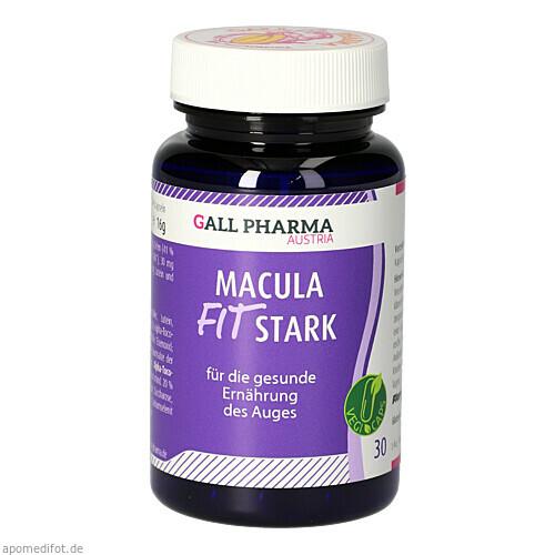 Macula-Fit stark GPH Kapseln, 30 ST, Hecht-Pharma GmbH