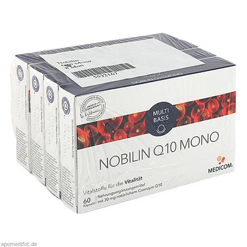 Nobilin Q10 Mono, 4X60 ST, Medicom Pharma GmbH
