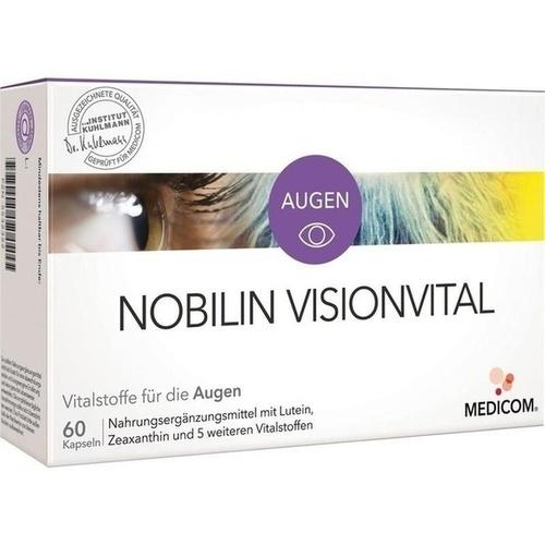 Nobilin Visionvital, 60 ST, Medicom Pharma GmbH