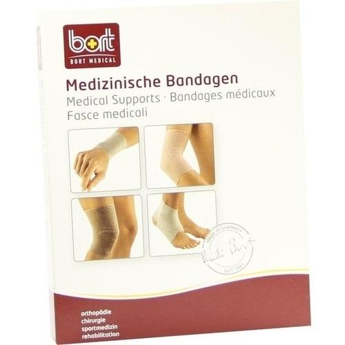 BORT Kniebandage schwarz large, 1 ST, Bort GmbH