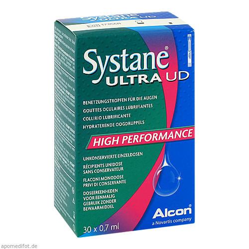 Systane Ultra UD Benetzungstropfen für Augen, 30X0.7 ML, Alcon Pharma GmbH